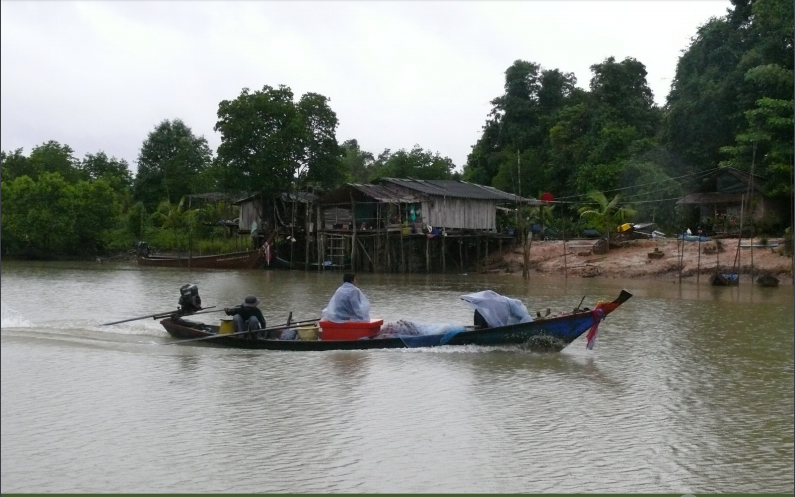Sustainable Financing, Coastal Ecosystems, Tsunami, Andaman, Thailand