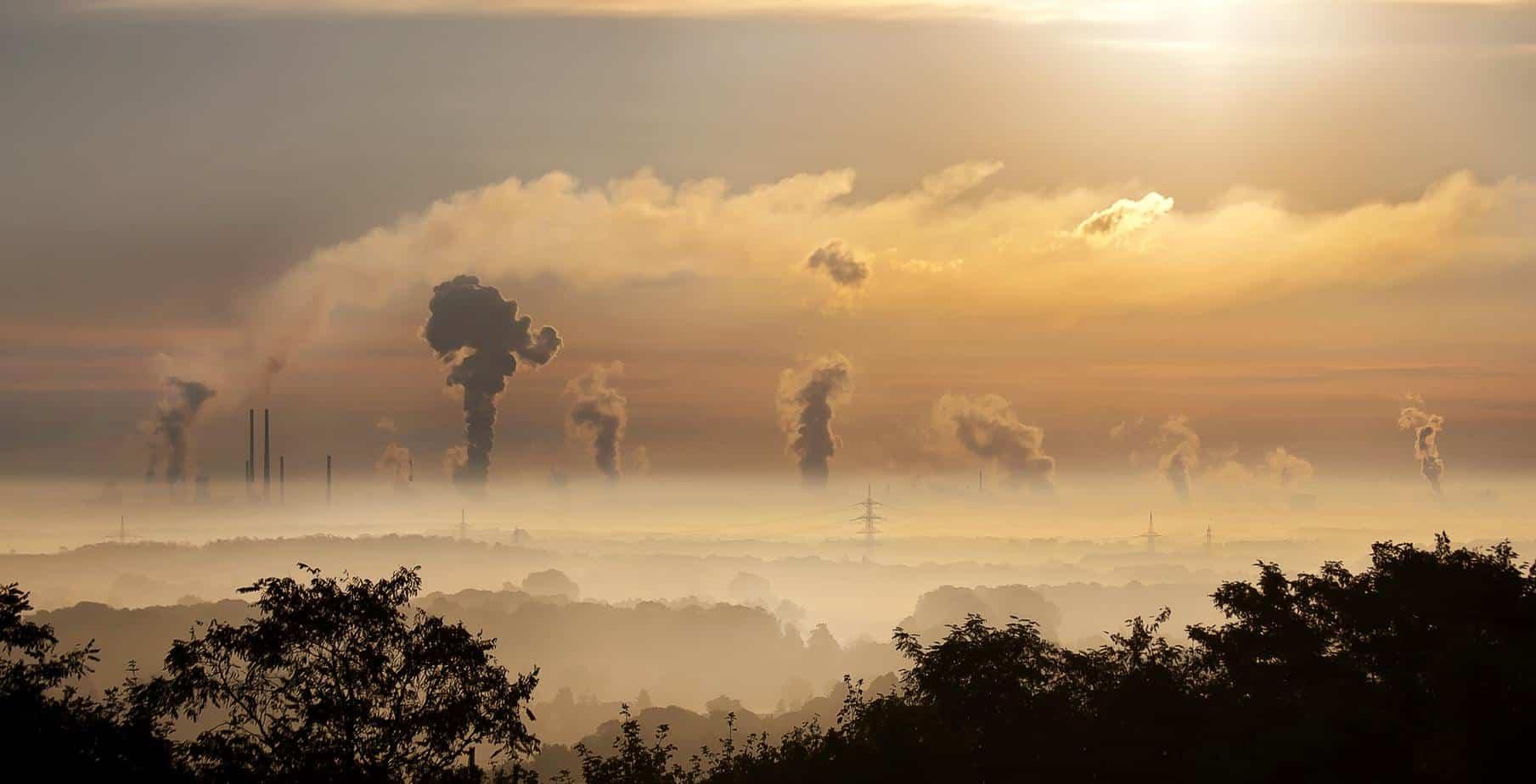 carbon emissions climate change